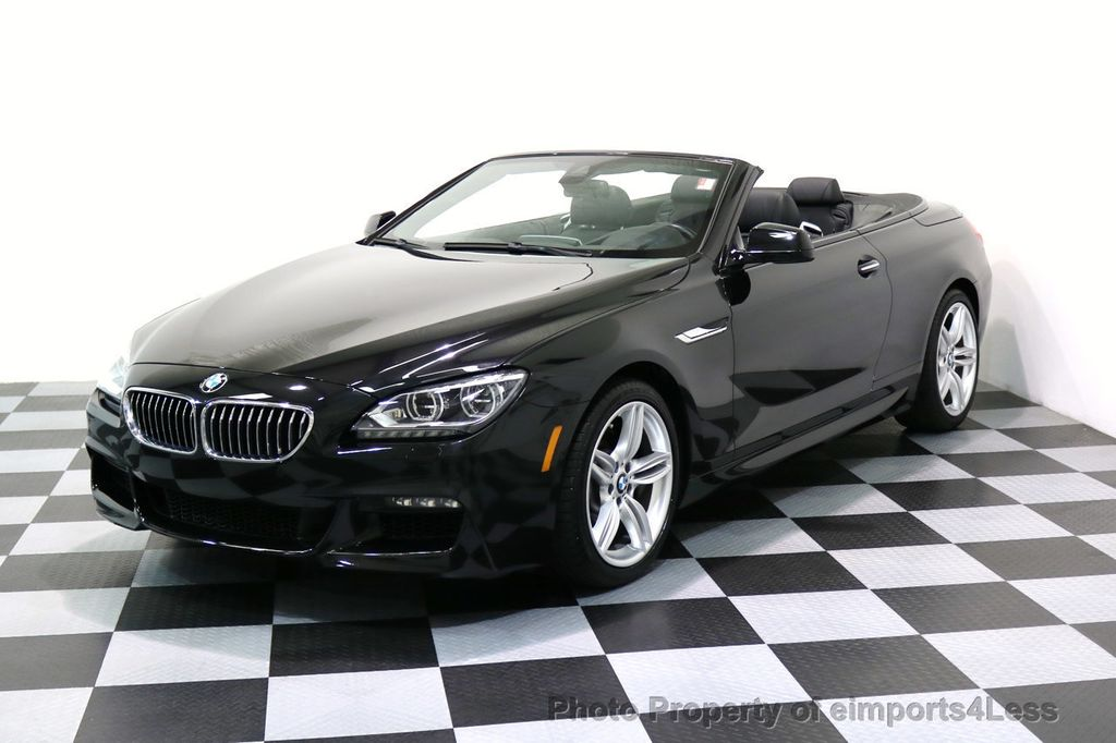 2015 BMW 6 Series CERTIFIED 640i xDRIVE M Sport Package AWD DRIVER ASSIST - 17565915 - 39