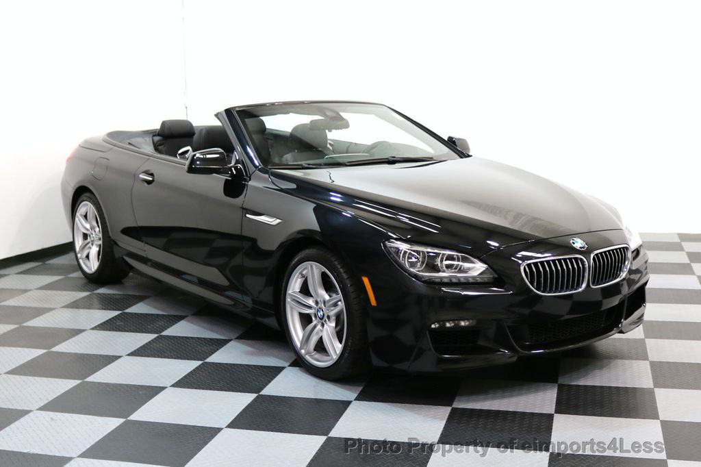 2015 BMW 6 Series CERTIFIED 640i xDRIVE M Sport Package AWD DRIVER ASSIST - 17565915 - 40