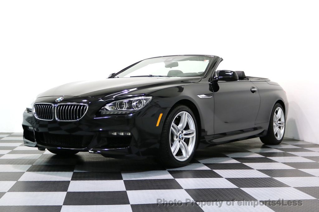 2015 BMW 6 Series CERTIFIED 640i xDRIVE M Sport Package AWD DRIVER ASSIST - 17565915 - 47