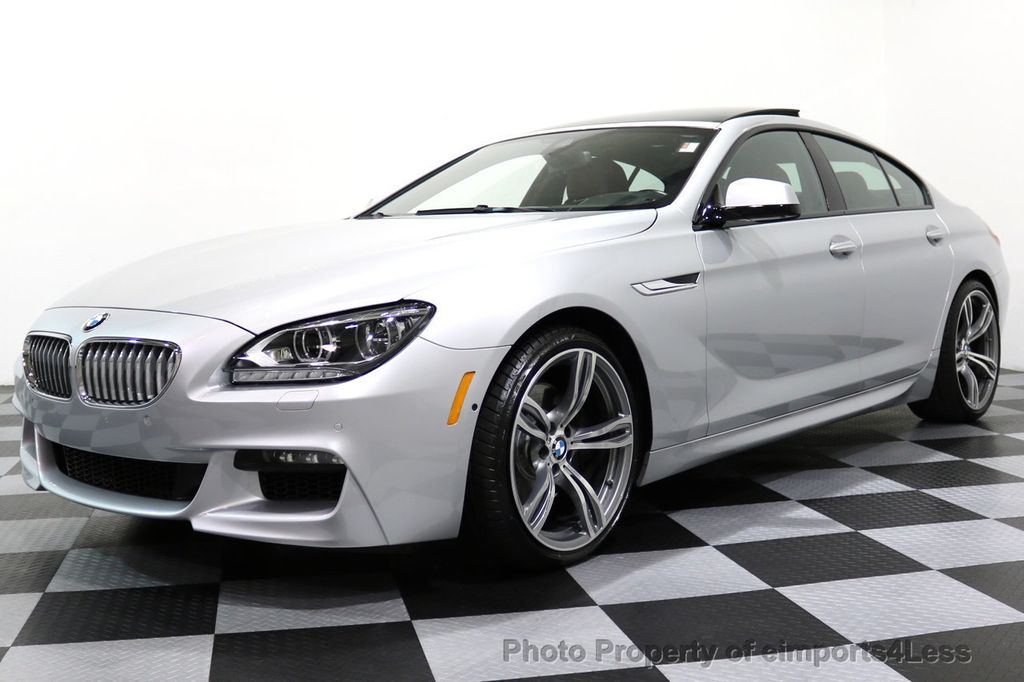 2015 BMW 6 Series CERTIFIED 650i xDRIVE Gran Coupe 4Dr AWD M SPORT EXEC  - 17110250 - 13