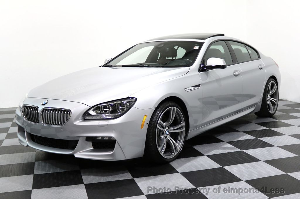 2015 BMW 6 Series CERTIFIED 650i xDRIVE Gran Coupe 4Dr AWD M SPORT EXEC  - 17110250 - 27