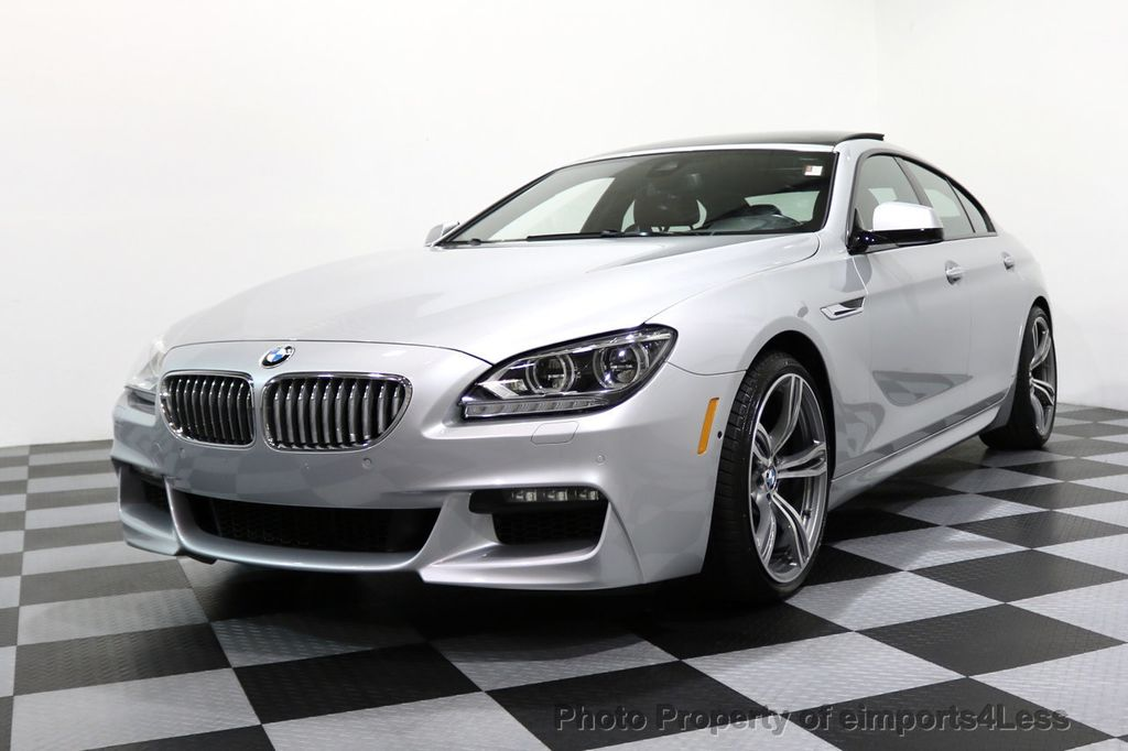 2015 BMW 6 Series CERTIFIED 650i xDRIVE Gran Coupe 4Dr AWD M SPORT EXEC  - 17110250 - 50
