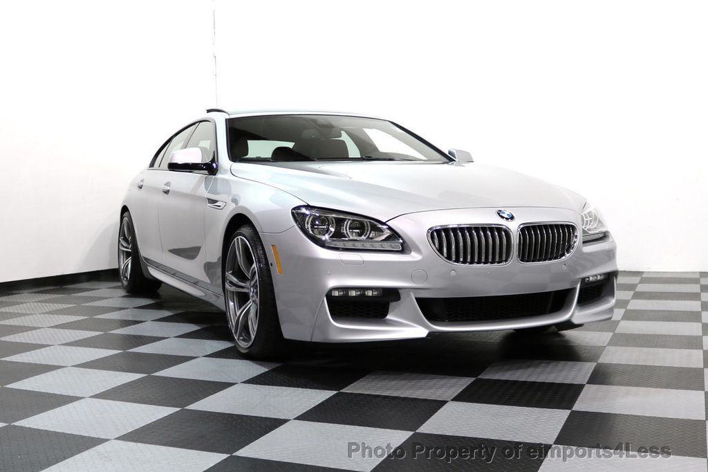 2015 BMW 6 Series CERTIFIED 650i xDRIVE Gran Coupe 4Dr AWD M SPORT EXEC  - 17110250 - 53