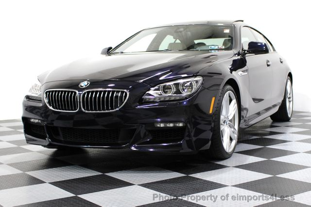2015 BMW 6 Series CERTIFIED 650i xDRIVE Gran Coupe AWD M SPORT LIGHTING EXEC - 16581509 - 13