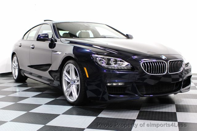 2015 BMW 6 Series CERTIFIED 650i xDRIVE Gran Coupe AWD M SPORT LIGHTING EXEC - 16581509 - 14