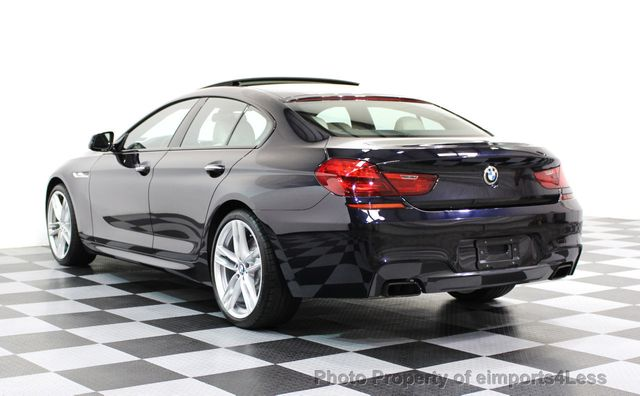 2015 BMW 6 Series CERTIFIED 650i xDRIVE Gran Coupe AWD M SPORT LIGHTING EXEC - 16581509 - 15