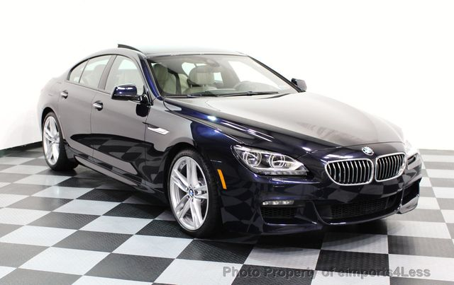 2015 BMW 6 Series CERTIFIED 650i xDRIVE Gran Coupe AWD M SPORT LIGHTING EXEC - 16581509 - 1