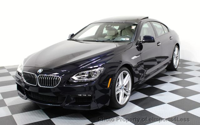 2015 BMW 6 Series CERTIFIED 650i xDRIVE Gran Coupe AWD M SPORT LIGHTING EXEC - 16581509 - 27