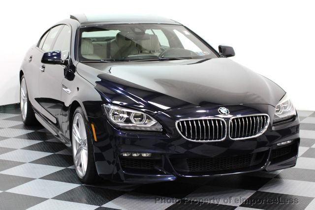 2015 BMW 6 Series CERTIFIED 650i xDRIVE Gran Coupe AWD M SPORT LIGHTING EXEC - 16581509 - 28