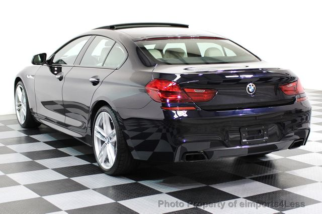 2015 BMW 6 Series CERTIFIED 650i xDRIVE Gran Coupe AWD M SPORT LIGHTING EXEC - 16581509 - 2