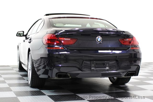 2015 BMW 6 Series CERTIFIED 650i xDRIVE Gran Coupe AWD M SPORT LIGHTING EXEC - 16581509 - 29