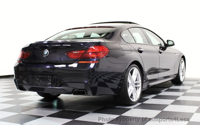 2015 BMW 6 Series CERTIFIED 650i xDRIVE Gran Coupe AWD M SPORT LIGHTING EXEC - 16581509 - 30