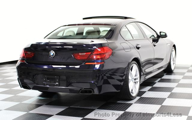 2015 BMW 6 Series CERTIFIED 650i xDRIVE Gran Coupe AWD M SPORT LIGHTING EXEC - 16581509 - 3