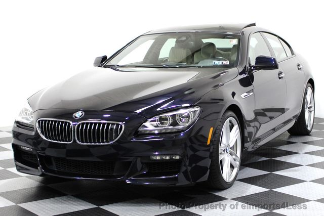 2015 BMW 6 Series CERTIFIED 650i xDRIVE Gran Coupe AWD M SPORT LIGHTING EXEC - 16581509 - 39