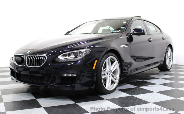 2015 BMW 6 Series CERTIFIED 650i xDRIVE Gran Coupe AWD M SPORT LIGHTING EXEC - 16581509 - 52