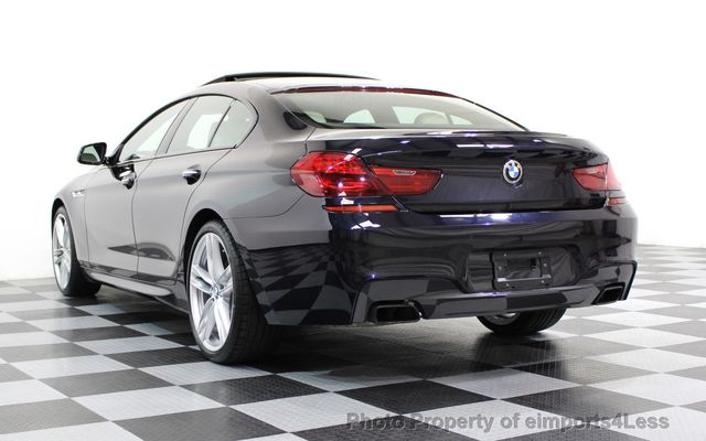2015 BMW 6 Series CERTIFIED 650i xDRIVE Gran Coupe AWD M SPORT LIGHTING EXEC - 16581509 - 53