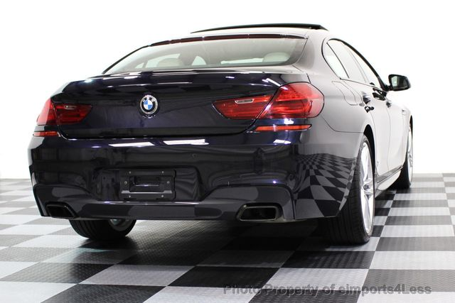 2015 BMW 6 Series CERTIFIED 650i xDRIVE Gran Coupe AWD M SPORT LIGHTING EXEC - 16581509 - 54
