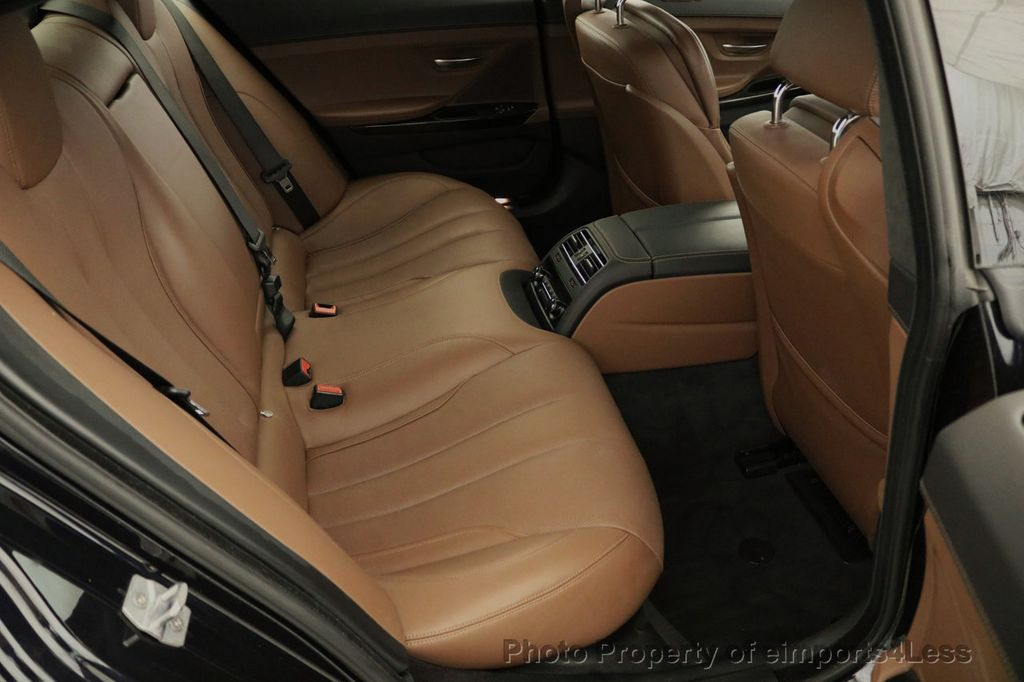 2015 BMW 6 Series CERTIFIED 650i xDRIVE M Sport AWD Gran Coupe  - 17425273 - 10
