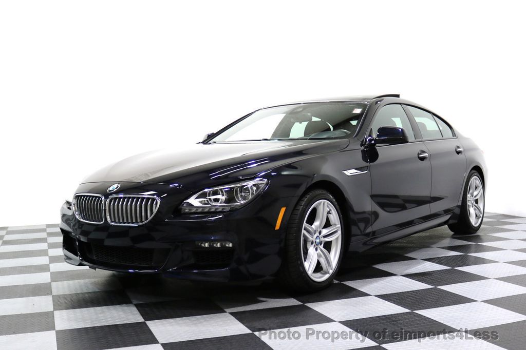 2015 BMW 6 Series CERTIFIED 650i xDRIVE M Sport AWD Gran Coupe  - 17425273 - 14