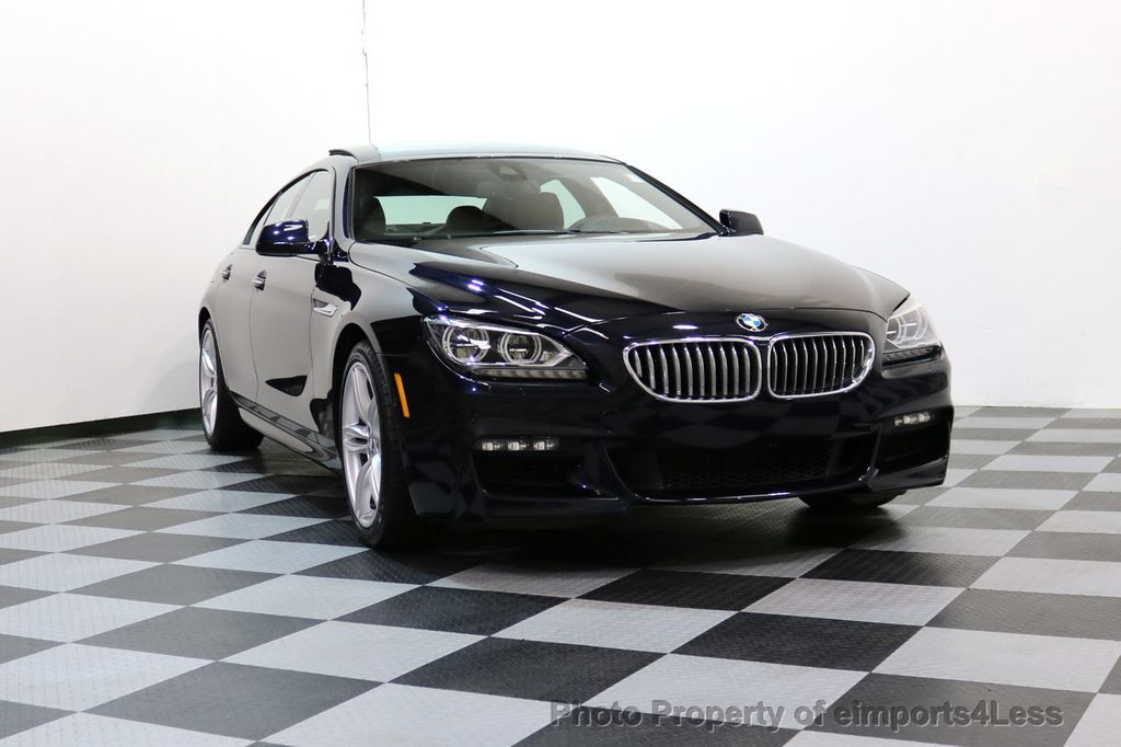 2015 BMW 6 Series CERTIFIED 650i xDRIVE M Sport AWD Gran Coupe  - 17425273 - 15
