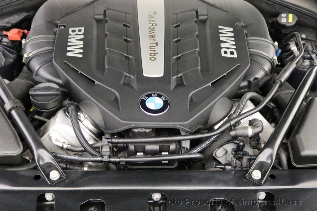 2015 BMW 6 Series CERTIFIED 650i xDRIVE M Sport AWD Gran Coupe  - 17425273 - 20