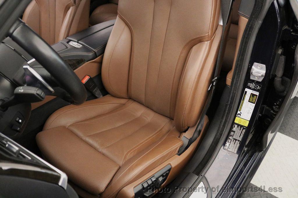 2015 BMW 6 Series CERTIFIED 650i xDRIVE M Sport AWD Gran Coupe  - 17425273 - 23