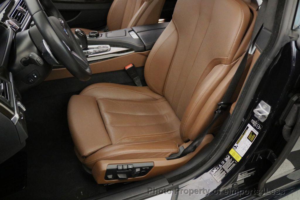 2015 BMW 6 Series CERTIFIED 650i xDRIVE M Sport AWD Gran Coupe  - 17425273 - 25