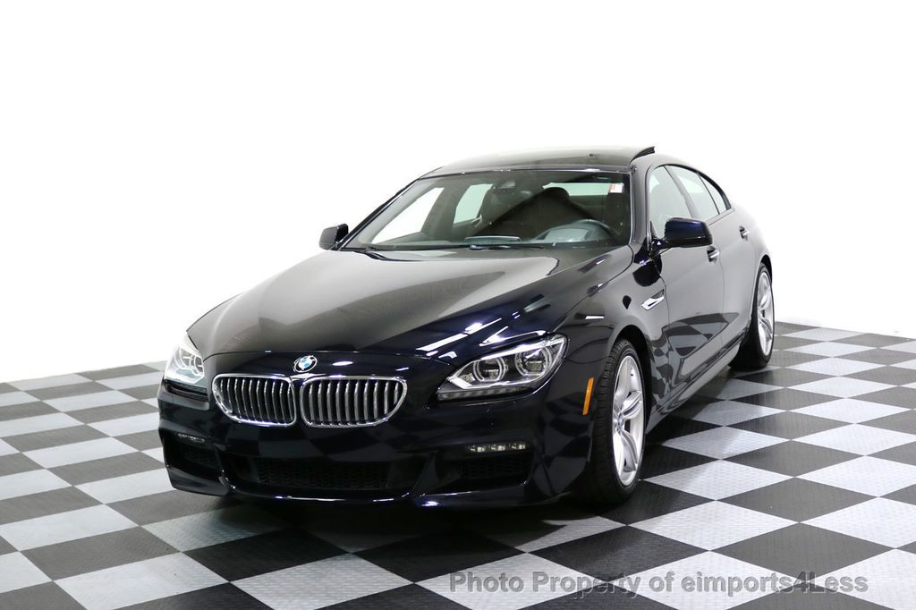 2015 BMW 6 Series CERTIFIED 650i xDRIVE M Sport AWD Gran Coupe  - 17425273 - 30