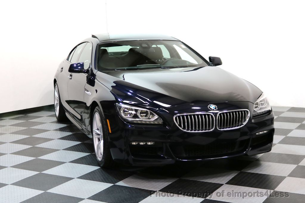 2015 BMW 6 Series CERTIFIED 650i xDRIVE M Sport AWD Gran Coupe  - 17425273 - 31
