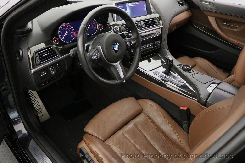 2015 BMW 6 Series CERTIFIED 650i xDRIVE M Sport AWD Gran Coupe  - 17425273 - 35