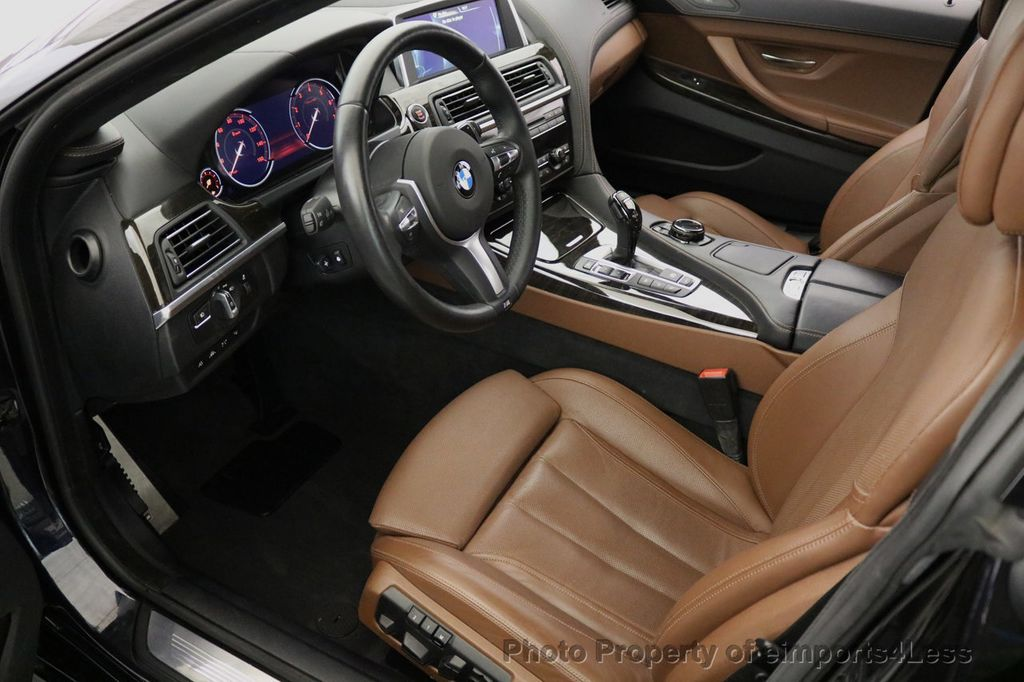 2015 BMW 6 Series CERTIFIED 650i xDRIVE M Sport AWD Gran Coupe  - 17425273 - 37