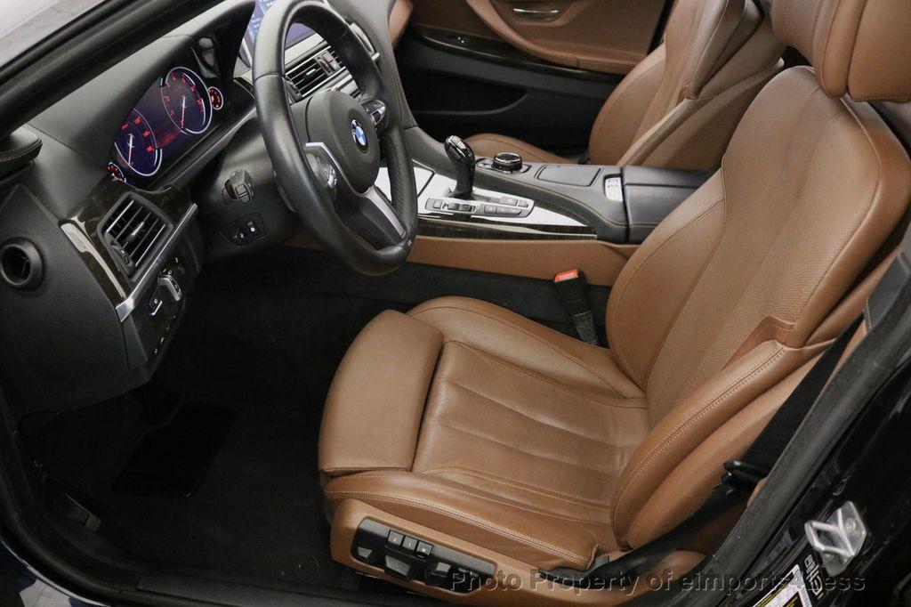 2015 BMW 6 Series CERTIFIED 650i xDRIVE M Sport AWD Gran Coupe  - 17425273 - 41