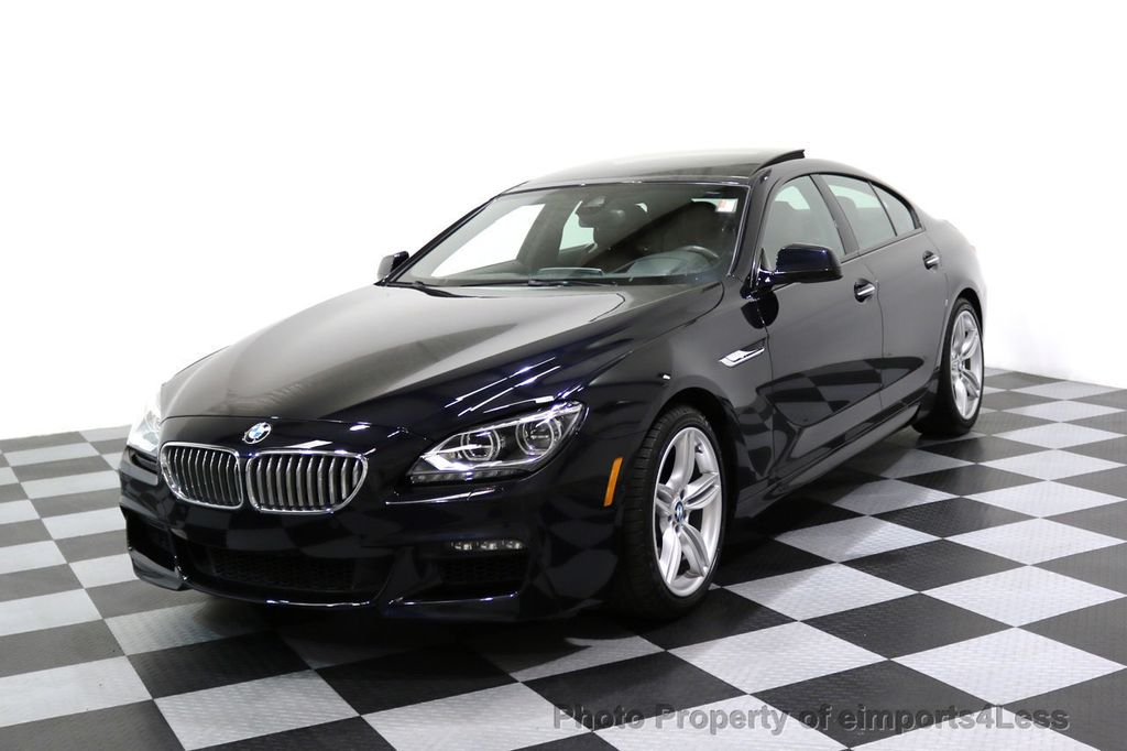 2015 BMW 6 Series CERTIFIED 650i xDRIVE M Sport AWD Gran Coupe  - 17425273 - 47