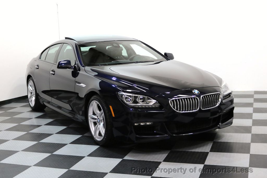 2015 BMW 6 Series CERTIFIED 650i xDRIVE M Sport AWD Gran Coupe  - 17425273 - 49