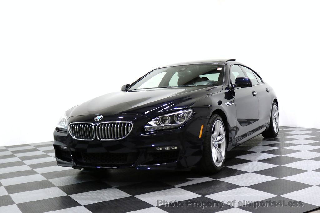 2015 BMW 6 Series CERTIFIED 650i xDRIVE M Sport AWD Gran Coupe  - 17425273 - 52