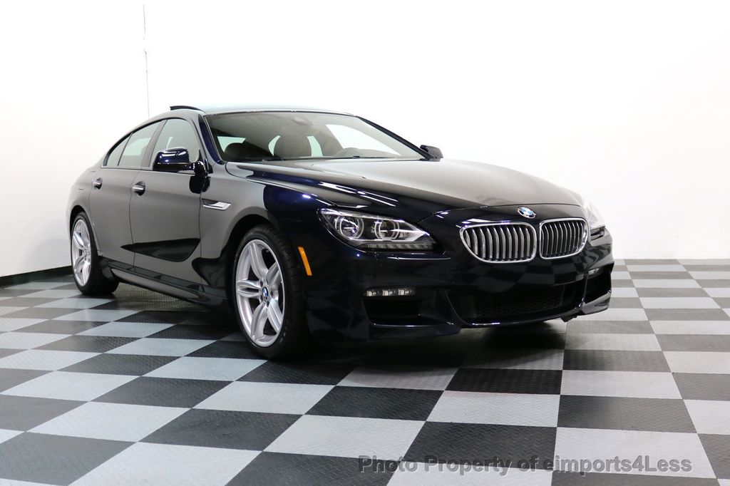 2015 BMW 6 Series CERTIFIED 650i xDRIVE M Sport AWD Gran Coupe  - 17425273 - 55