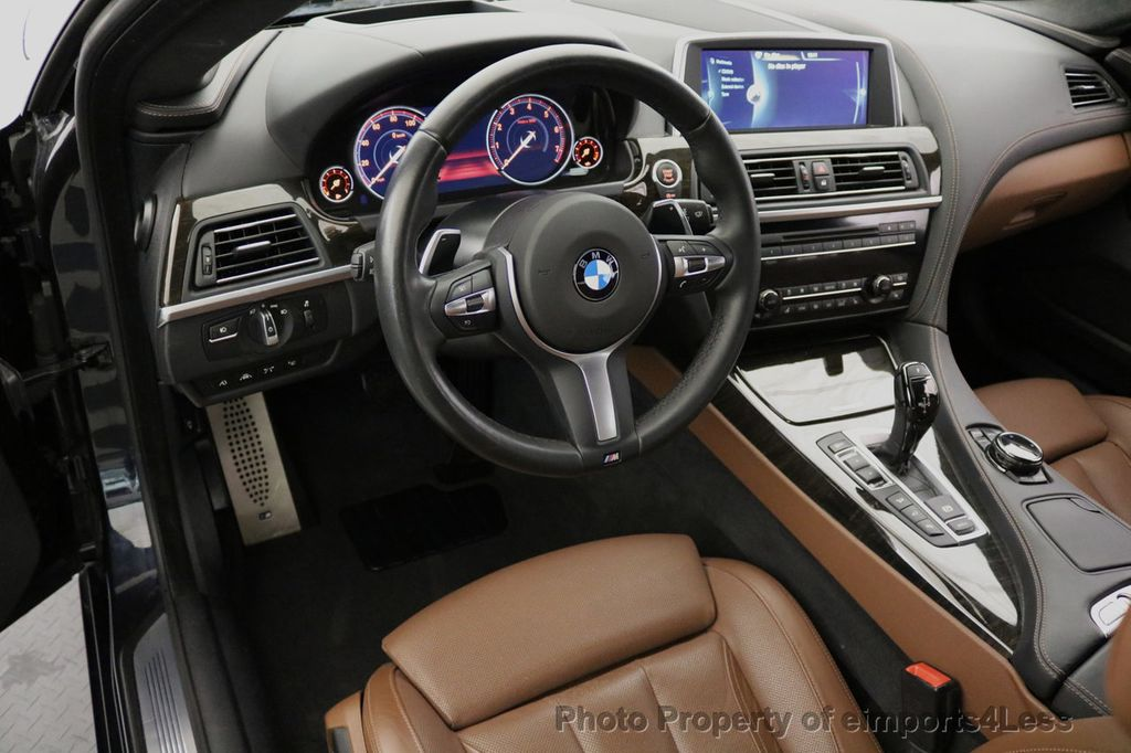 2015 BMW 6 Series CERTIFIED 650i xDRIVE M Sport AWD Gran Coupe  - 17425273 - 7