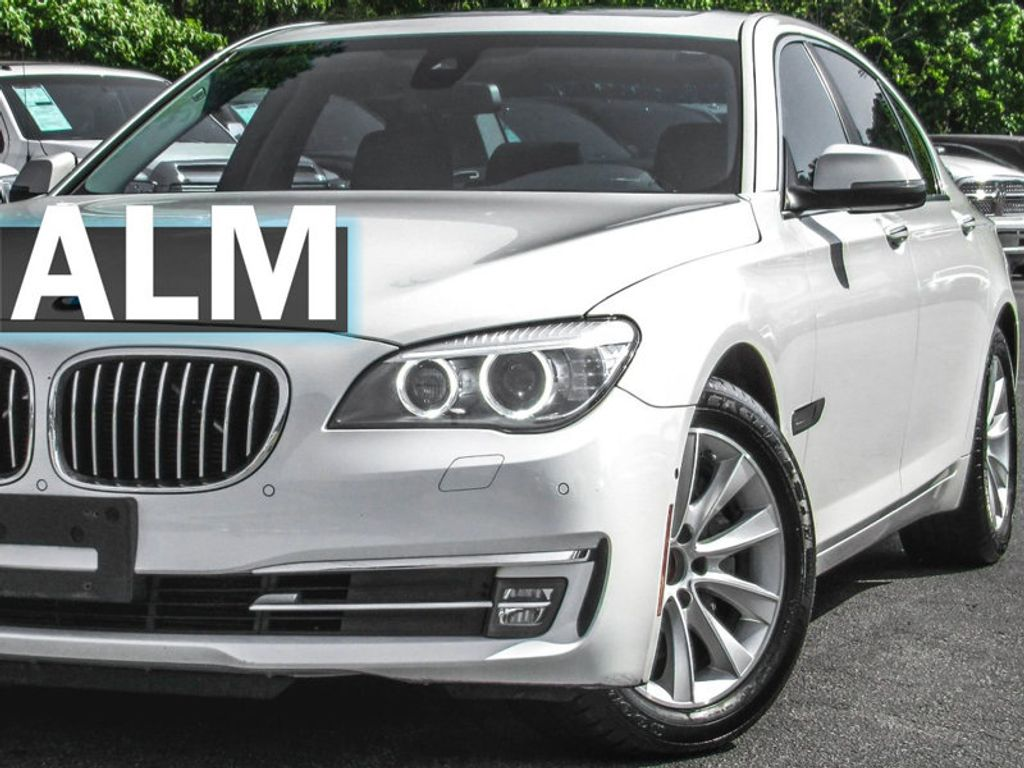2015 BMW 7 Series 740Li xDrive - 17628060 - 0