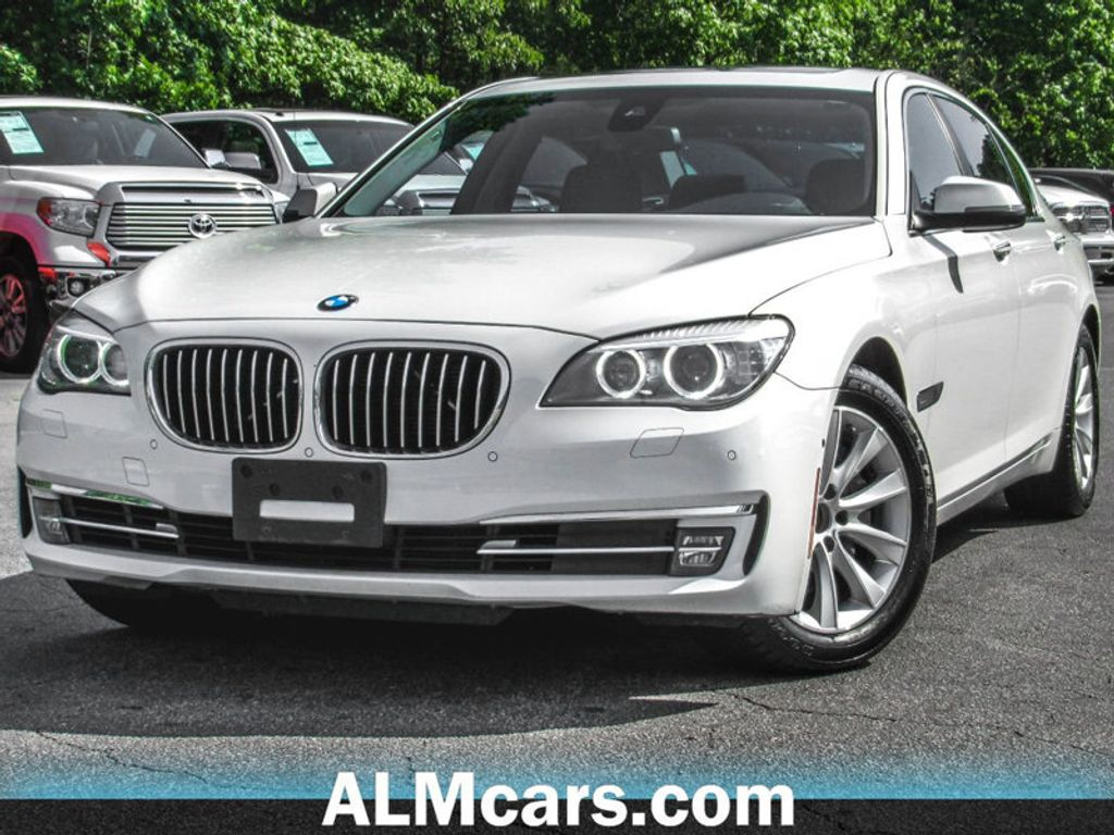 2015 BMW 7 Series 740Li xDrive - 17628060 - 1