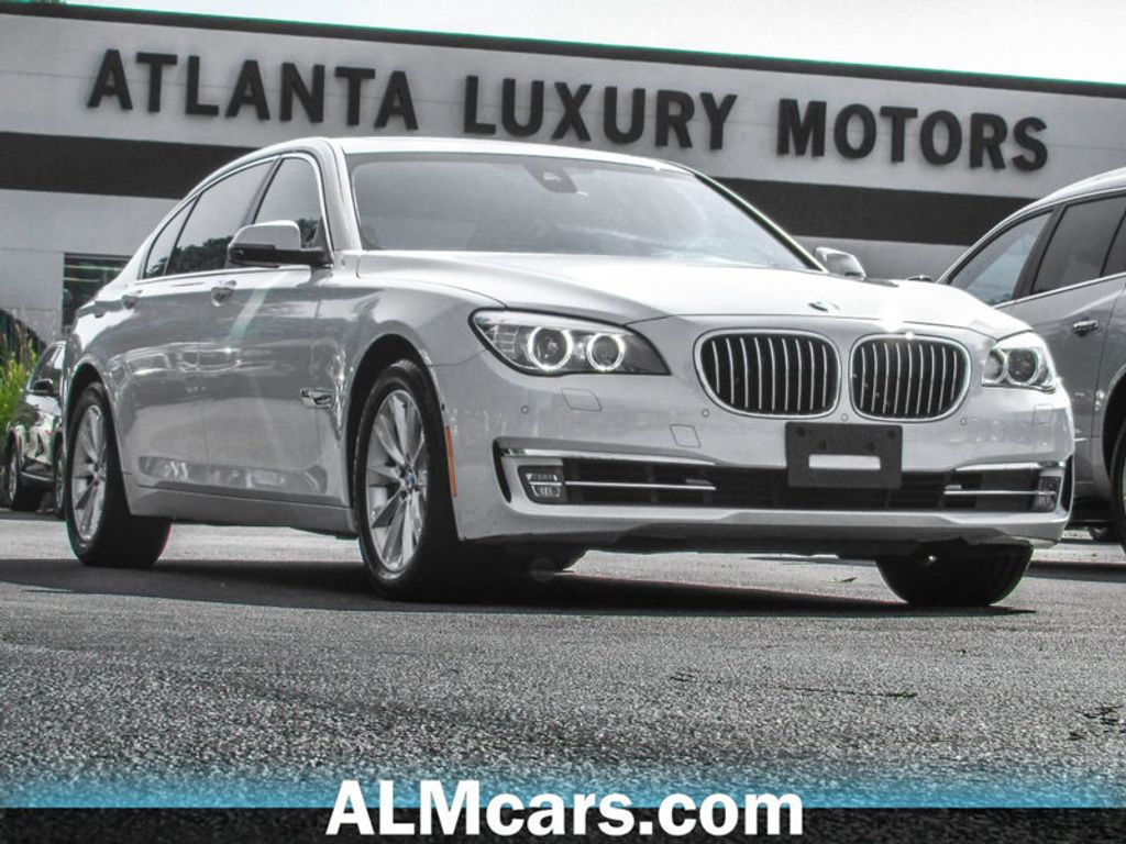 2015 BMW 7 Series 740Li xDrive - 17628060 - 3