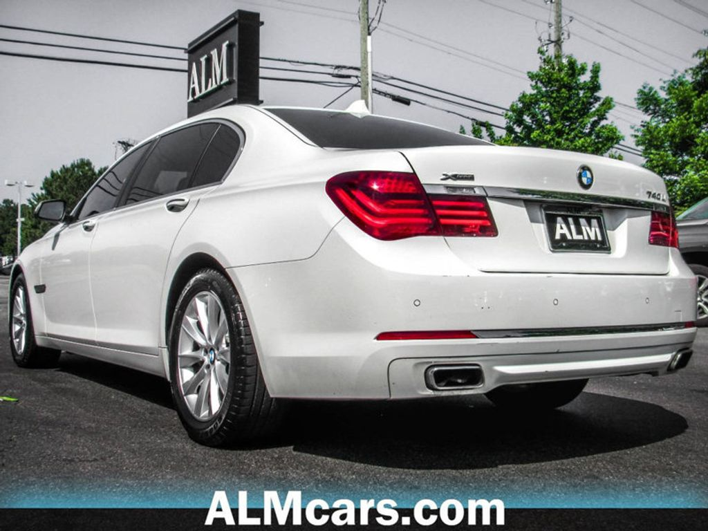 2015 BMW 7 Series 740Li xDrive - 17628060 - 7
