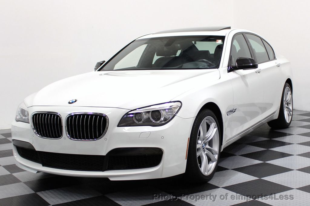 2015 BMW 7 Series CERTIFIED 740i M SPORT PACKAGE