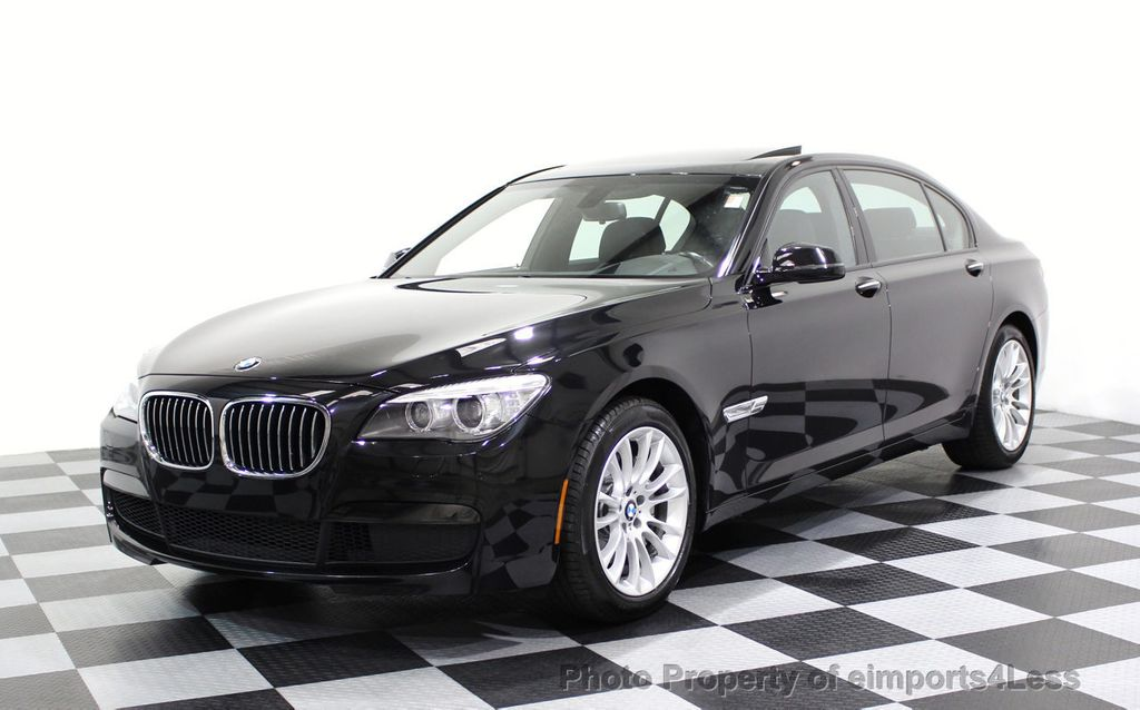 2015 BMW 7 Series CERTIFIED 740Ld xDRIVE Turbo Diesel AWD M Sport Package - 16816478 - 0