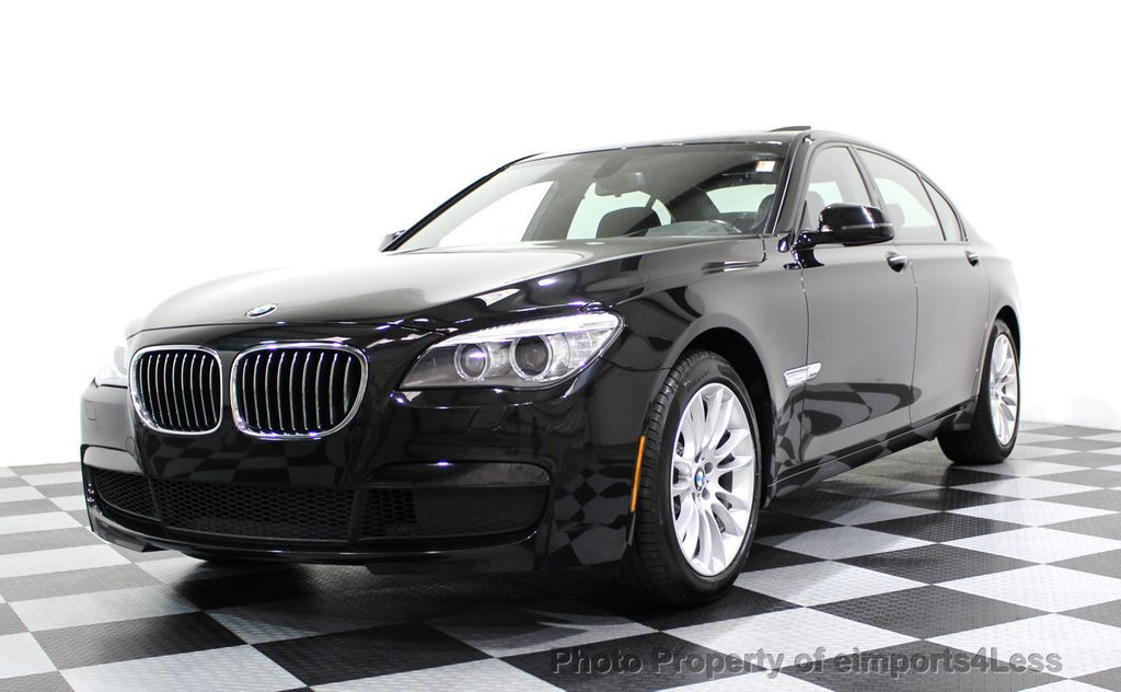 2015 BMW 7 Series CERTIFIED 740Ld xDRIVE Turbo Diesel AWD M Sport Package - 16816478 - 13