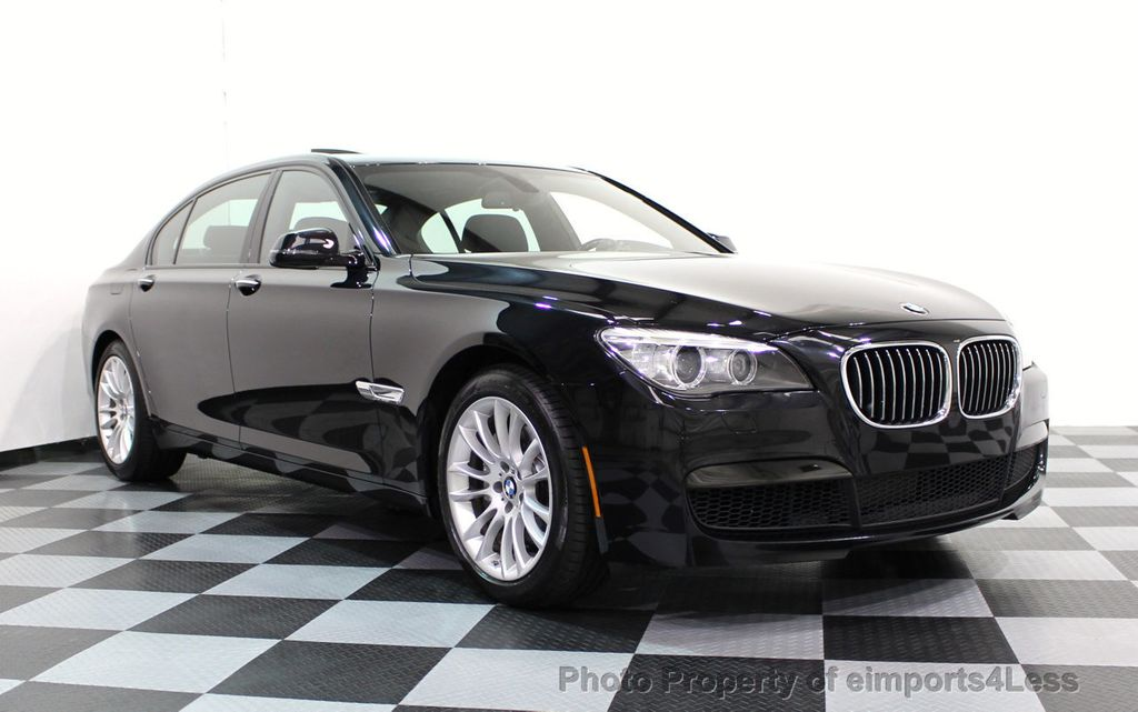 2015 BMW 7 Series CERTIFIED 740Ld xDRIVE Turbo Diesel AWD M Sport Package - 16816478 - 14