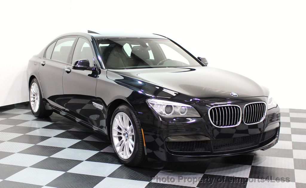 2015 BMW 7 Series CERTIFIED 740Ld xDRIVE Turbo Diesel AWD M Sport Package - 16816478 - 1