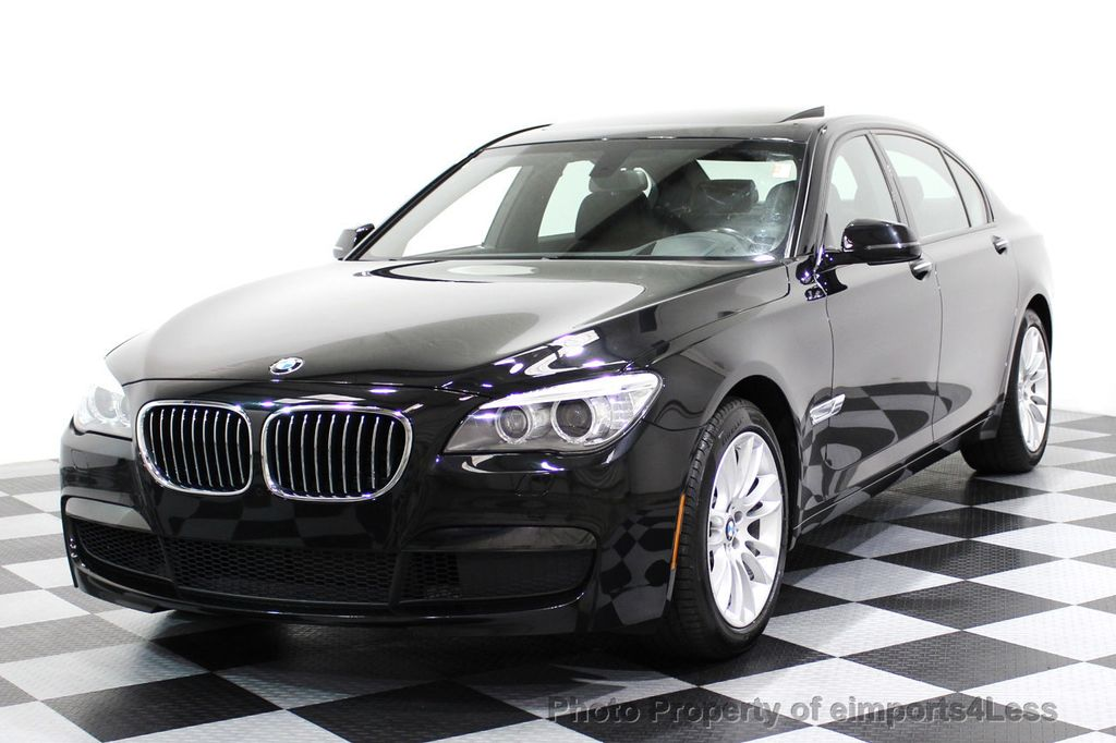 2015 BMW 7 Series CERTIFIED 740Ld xDRIVE Turbo Diesel AWD M Sport Package - 16816478 - 26