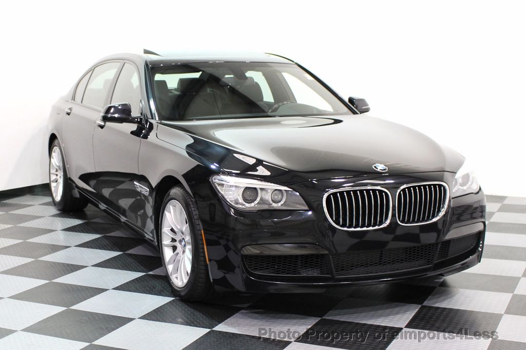 2015 BMW 7 Series CERTIFIED 740Ld xDRIVE Turbo Diesel AWD M Sport Package - 16816478 - 27