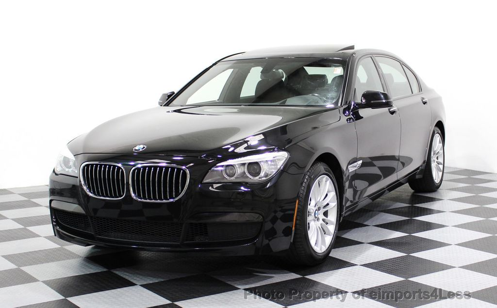 2015 BMW 7 Series CERTIFIED 740Ld xDRIVE Turbo Diesel AWD M Sport Package - 16816478 - 42