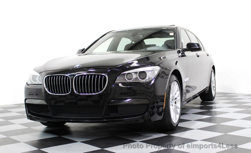 2015 BMW 7 Series CERTIFIED 740Ld xDRIVE Turbo Diesel AWD M Sport Package - 16816478 - 51